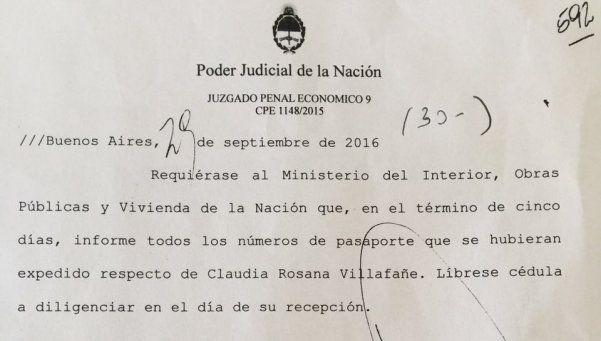 Exclusivo | La declaración de Claudia y las pruebas de Matías Morla