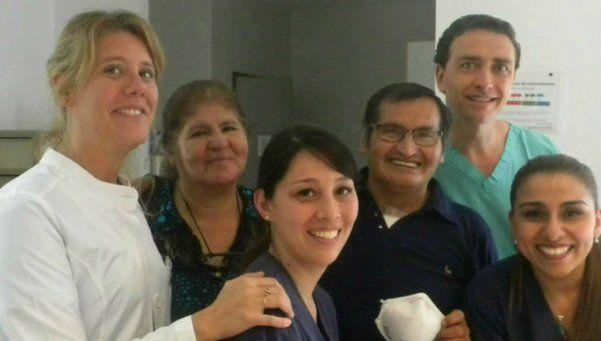Esperaba un donante de corazón y se casó en el hospital