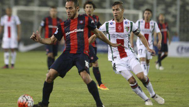 San Lorenzo pasó a semis con angustia en Chile