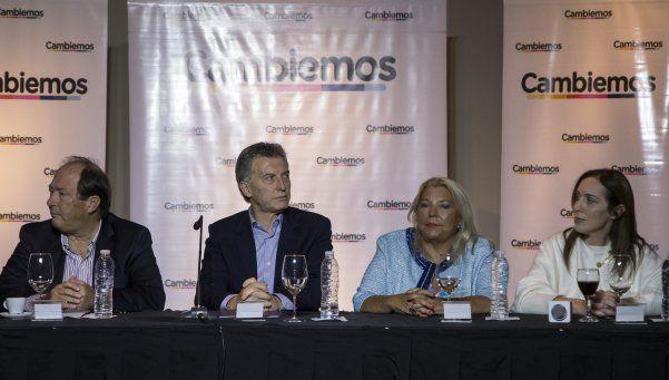 En su relanzamiento, Macri llamó a reforzar Cambiemos