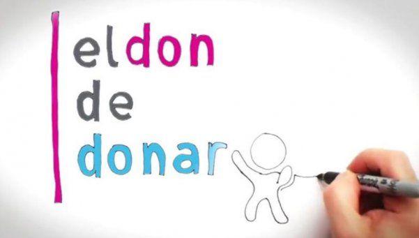 El Don de Donar, la nueva campaña de Unicef