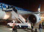 Un avión de Aerolíneas tuvo que aterrizar de emergencia