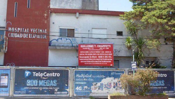 Gobierno de Lomas compró edificio del Hospital Vecinal de Llavallol