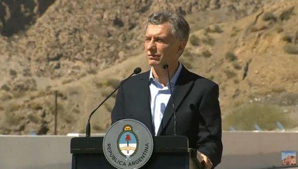 Macri lanzó obras del túnel Agua Negra, que unirá Argentina y Chile
