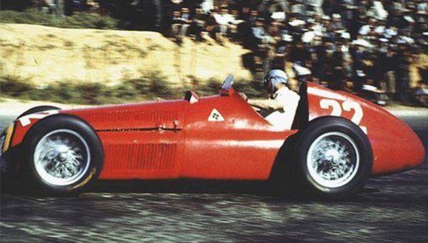 A 65 años del primer título mundial de Juan Manuel Fangio