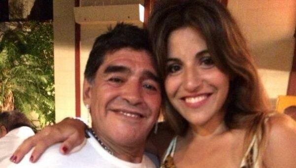 La dura respuesta de Gianinna Maradona a su padre