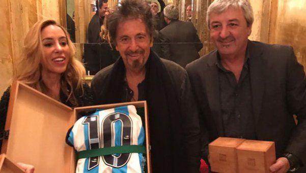 ¿Al Pacino? De Racing