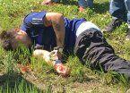 Cayó la Banda del Millón después de un tiroteo con la Policía