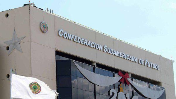Conmebol se puso firme con AFA y amenaza con una desafiliación