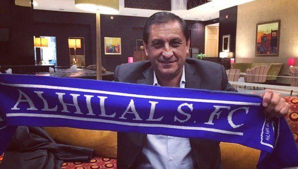 Ramón Díaz perdió en su debut en Arabia Saudita