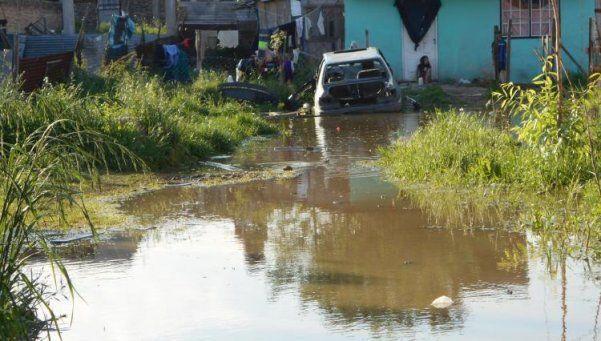 Piden el rescate de 400 familias del barrio Caacupé de Florencio Varela