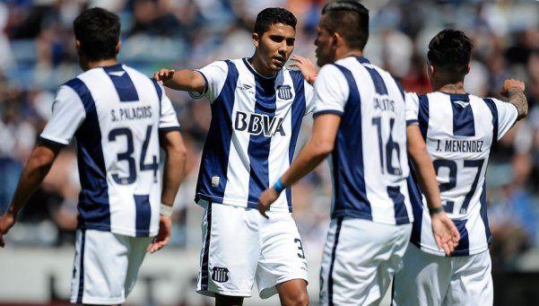 Un Talleres envalentonado venció a Vélez en Liniers