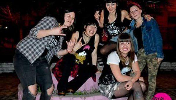Vnus, punk rock con sello femenino