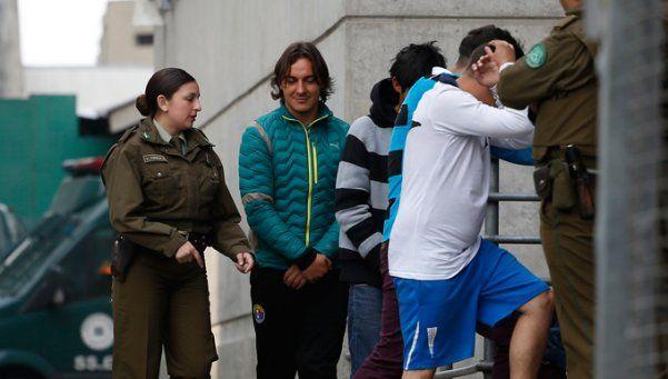 Detuvieron a jugador argentino que le pegó a hincha en Chile