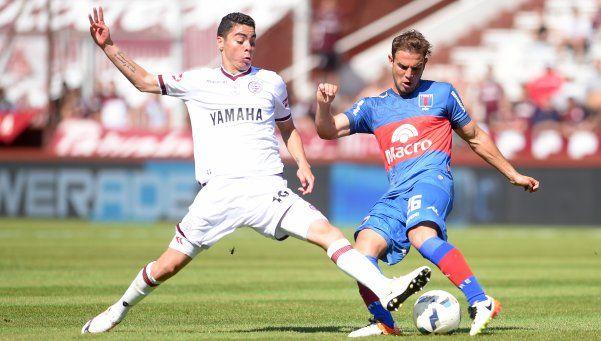 Lanús y Tigre repartieron puntos en La Fortaleza