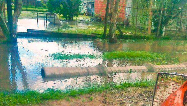 Exigen pavimentos y desagües en Los Quinchos