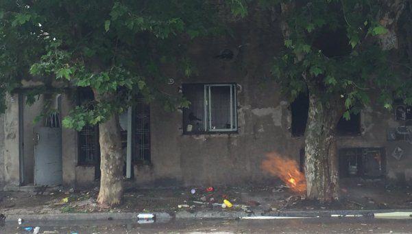 Explotó una casa en Ciudadela por un escape de gas: tres heridos