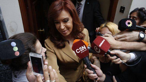 Convocan a Cristina a declarar en la causa AMIA