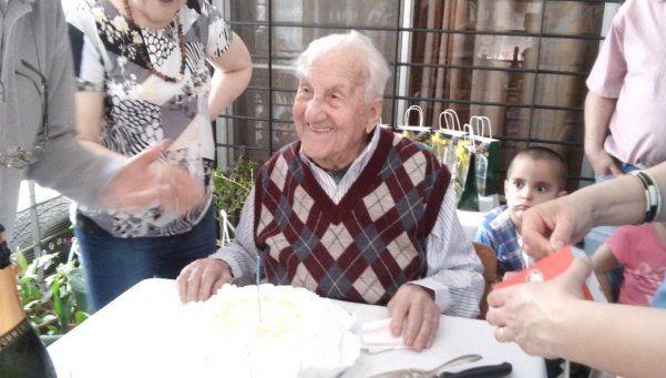 Los secretos de Pedro: el pibe de 105 años al que no le duele nada