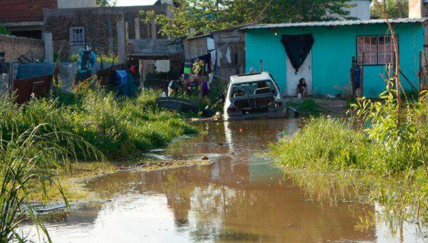 Estudio revela que uno de cada 10 argentinos vive en villas