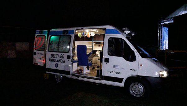 Tucumán: entregaron la misma ambulancia dos veces en un pueblo