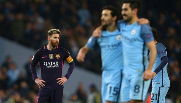 La revancha de Pep: el City venció a Barcelona