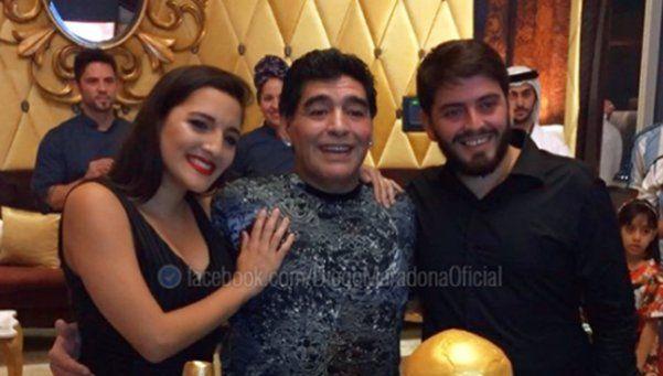 Diego, durísimo con Dalma y Gianinna: No escriban para hacerse ver