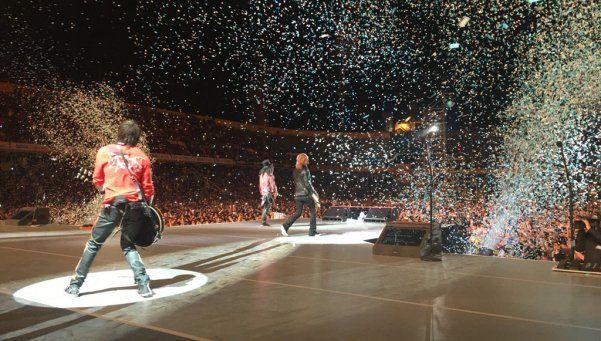 Guns N Roses hizo vibrar a Rosario y ya se prepara para Buenos Aires