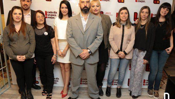 Espacio en Lanús para víctimas de casos delictivos