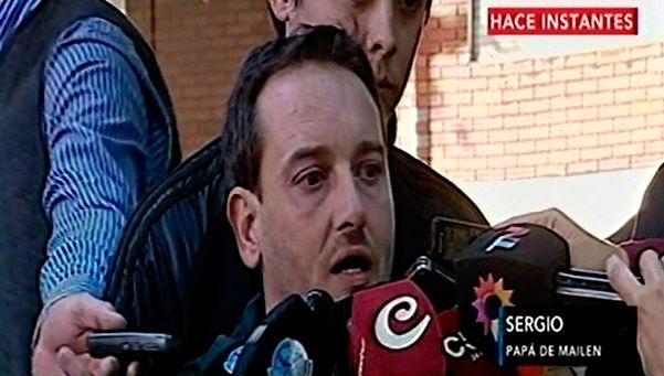 Papá de Mailén: Lo del secuestro fue falso