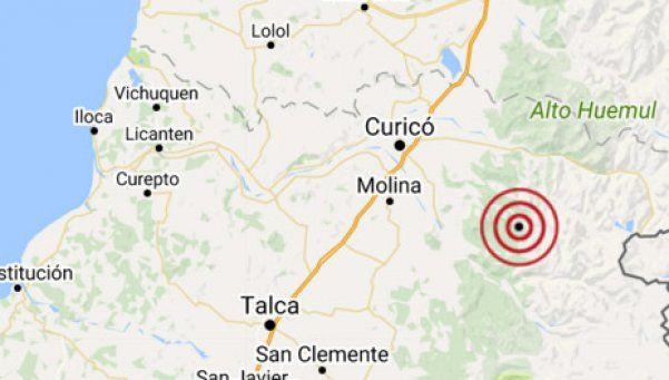 Chile volvió a temblar: registró un sismo de 6,4 grados