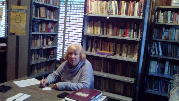 La Biblioteca Amigos de La Tablada no baja los brazos