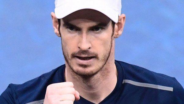 Andy Murray destronó a Nole y lidera el ranking de la ATP