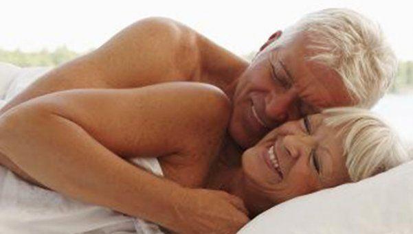 Los derechos sexuales de las mujeres mayores