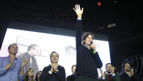 Lousteau confirmó que irá como candidato a Jefe de Gobierno