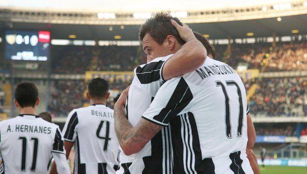 Juventus, intratable: venció al Chievo y metió presión a los de abajo
