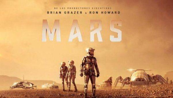 Este domingo Nat Geo llega a Marte