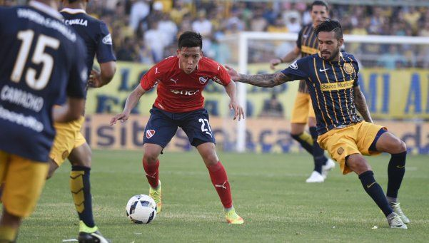 Independiente fue más que Central, pero otra vez le faltó el gol