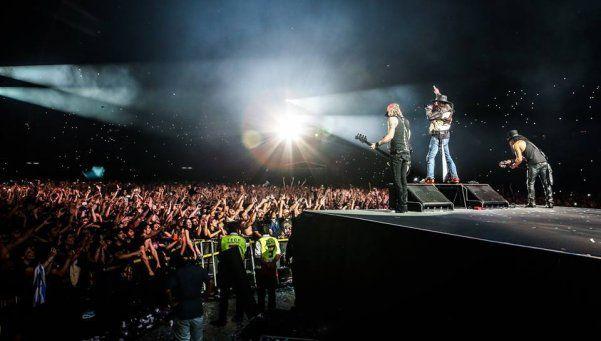 Guns N fuckin' Roses, el sueño cumplido de todos