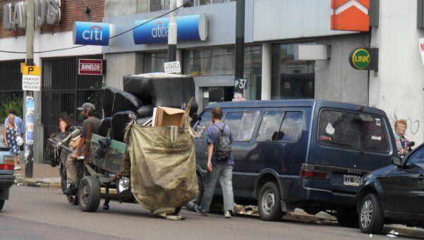 Al rescate de caballos y la eliminación de los carros