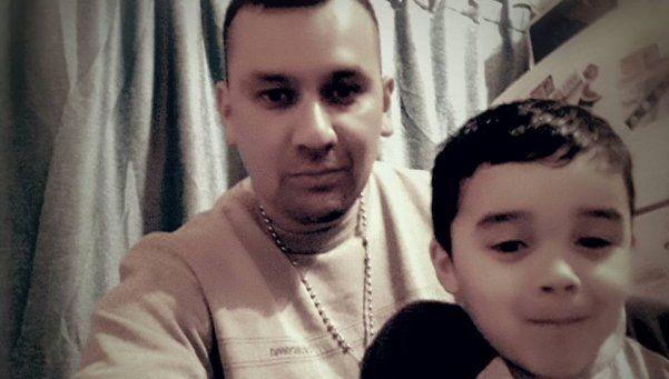 El padre que lucha por la vida de su hijo: Sigo esperando un milagro