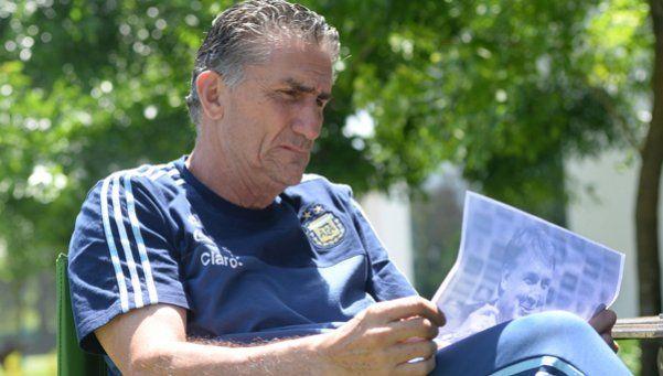 Bauza con DIARIO POPULAR: el espejo del Tata y la vejez prematura como DT de Argentina