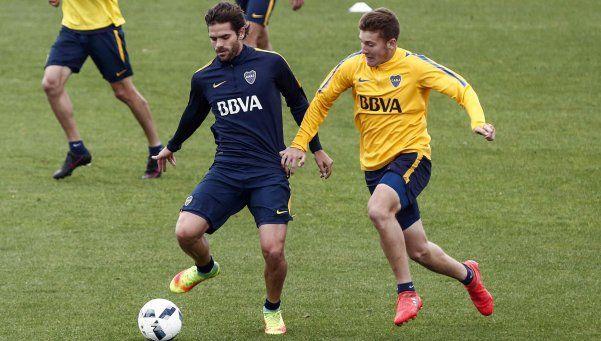 Boca viajó a España en busca de olvidar las copas