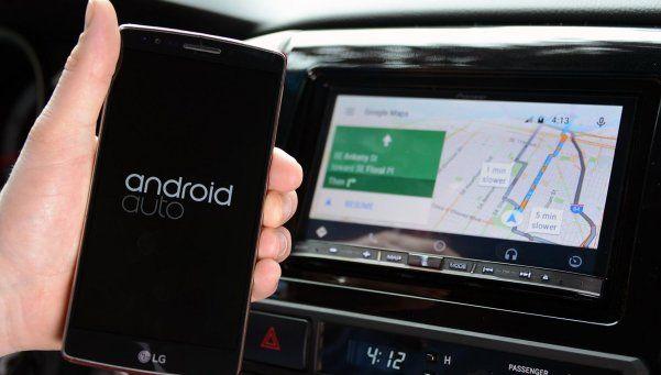 Android Auto, ahora disponible en tu celular
