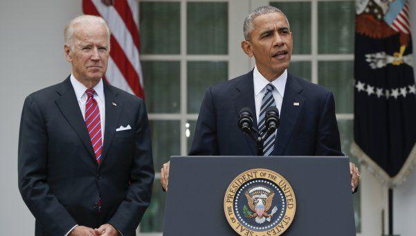 Obama: Le deseo una buena presidencia a Trump