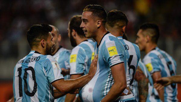 Los once titulares de Argentina para enfrentar a Brasil