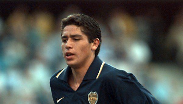 Hace 20 años empezó la leyenda de Román en Boca