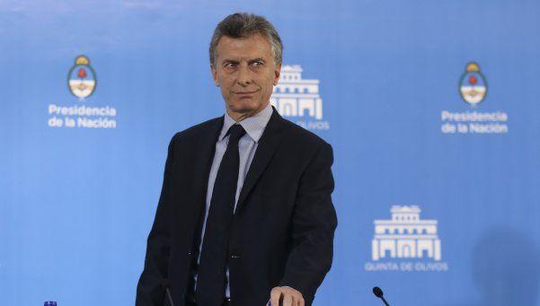 Macri desestimó que haya conflictividad en diciembre
