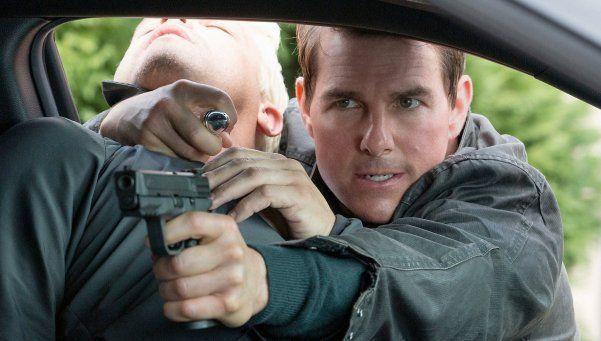Crítica | Jack Reacher Sin Regreso: Tom Cruise es eterno