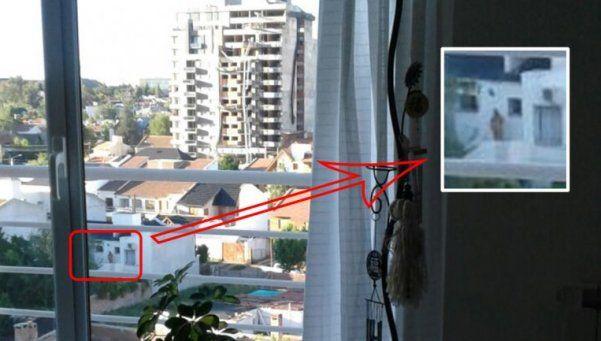 Neuquén: toma sol desnudo y sus vecinos están indignados